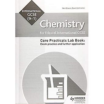 Edexcel International GCSE (9-1) Chemistry Student Lab Book - Exam pra