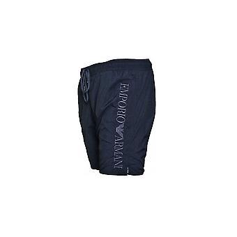 EA7 Men's Black Shorts