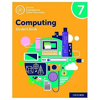 Oxford International Lower Secondary Computing Student Book 7 by Alis