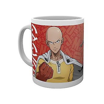 One-Punch Man, Mug - Group