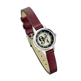 Ahdistaa Keramiikkataiteilija asema laituri 9 3/4 wristwatch