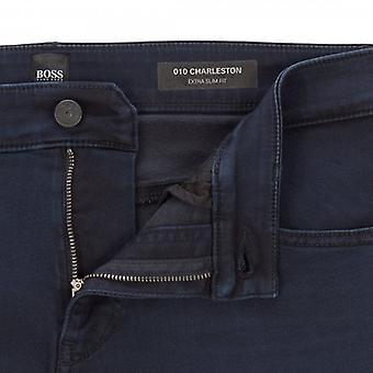 Boss Orange Hugo Boss Charleston BC Free Datk Blue 401 Extra Slim Jeans 50426829