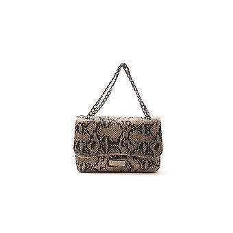 Shoulder bag Marron Pompei Donatella Woman