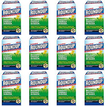 Sparset: 12 x ROUNDUP® Lawn Weed-Free, 100 ml
