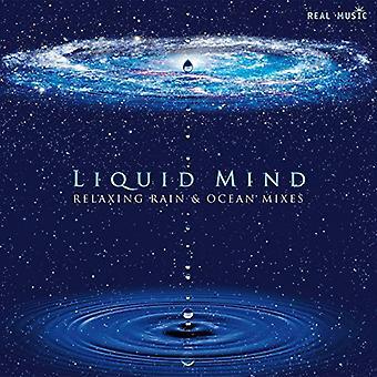 Liquid Mind: Relaxing Rain & Ocean Mixes/Various - Liquid Mind: Relaxing Rain & Ocean Mixes/Various [CD] USA import