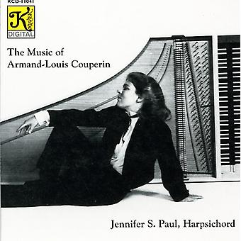 A. Couperin - Music of Armand-Louis Couperin [CD] USA import