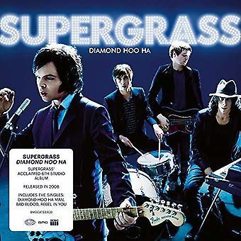 Supergrass - Diamond Hoo Ha [CD] USA import
