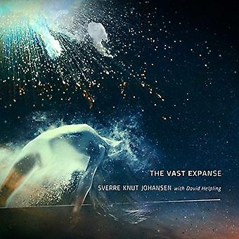 Sverre Knut Johansen - Vast Expense [CD] USA import