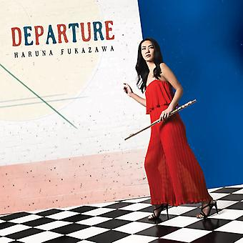 Departure [CD] USA import