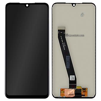 Complete block for Xiaomi Redmi 7: LCD display + Original Touch Screen- Black