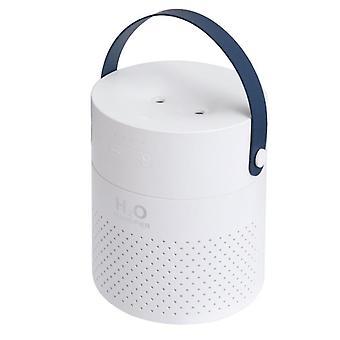 Luftbefeuchter mit Nachtlicht und Powerbank - weiß