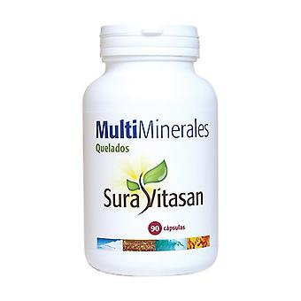 Multi Chelated Minerals 90 capsules