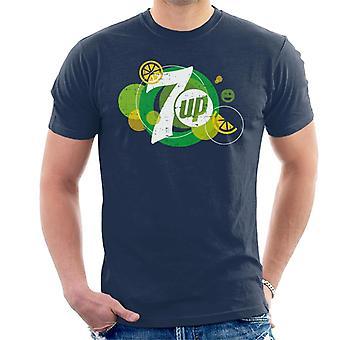7UP Popfizz Lemon Logo Men's T-Shirt