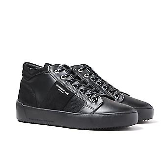 Android Homme Propulsion Mid Geo Black Trainer