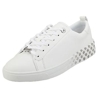 Ted Baker Roully Womens Fashion Trainers in White