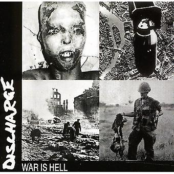 Discharge - War Is Hell [CD] USA import