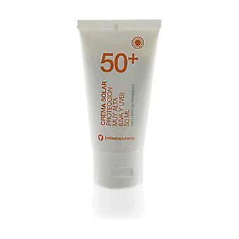 Sunscreen SPF50 50 ml of cream