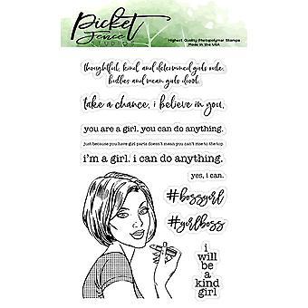 אולפני גדר העץ #Girlboss בולים ברורים