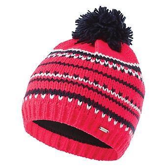 Dare 2b Womens Vibrant Winter Fleece Bobble Beanie Hat