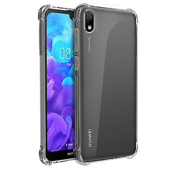 Full case for Huawei Y5 2019/Honor 8S Reinforced angles Akashi Transparent