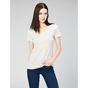 العلامة التجارية - طقوس اليومية Women's خفيفة الوزن 100% Supima القطن القصير-Slee...