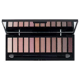 Eye Candy Nude Collection 12 Colour Eye Shadow Palette - Highly Pigmented