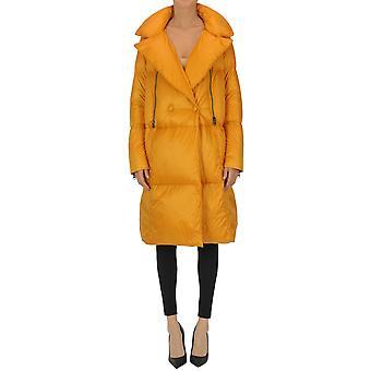 Tautou Ezgl564002 Women's Orange Nylon Down Jacket
