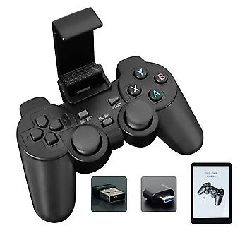 Gamepad sans fil pour Téléphone Android/pc/ps3/tv Box