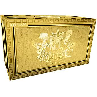 Yu-Gi-Oh! Legendary Decks II Reprint Unlimited