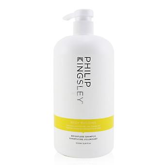 Philip Kingsley Body Building Weightless Shampoo (Volumises and Lifts Fine, Flat, Flyaway Hair) 1000ml/33.81oz