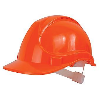 Scan Sicherheitshelm Orange SCAPPESHO