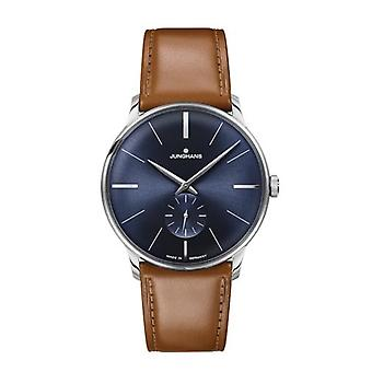Junghans Meister Hand-winding Watch for Unisex 027/3504.00