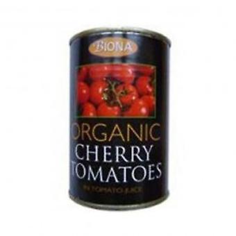 Biona - orgaaninen kirsikkatomaatteja 400g