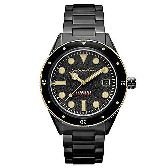 Spinnaker vintage cahill watch for Analog Man's Automatic with Stainless Steel Bracelet SP-5075-33