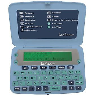 Lexibook English Electronic Dictionary with Thesaurus (Model No. D650EN)