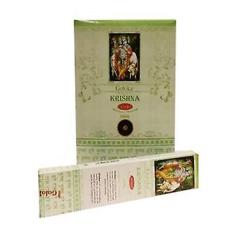 Goloka Krishna Incense 15 g