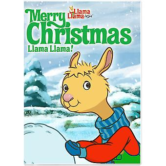 Llama Llama: Merry Christmas Llama Llama [DVD] USA import