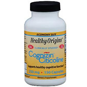 Healthy Origins Cognizin, 250MG, 150 Caps