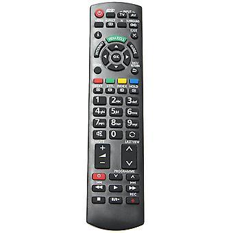 Universal udskiftning fjernbetjening til Panasonic TV