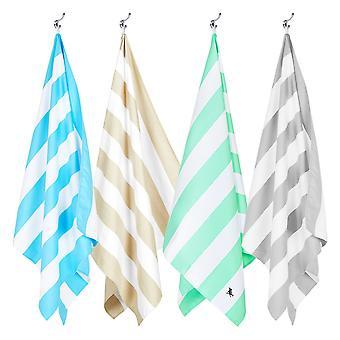 Dock & bay quick dry towels - cabana - set of 4 (c)