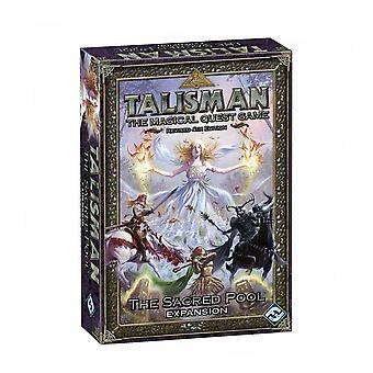 Talisman the Sacred Pool Expansion Game