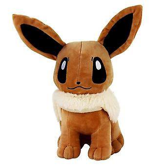 Big Sitting Eevee Design, Soft Stuffed Toy