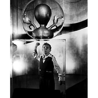 Invaders From Mars Tom Cottonaco Jimmy jagen Luz Potter 1953 Fotoabzüge