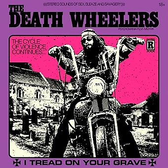 Death Wheelers - I Tread on Your Grave [CD] USA import