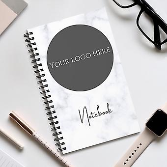 Logo Notebook - Marmor-Design