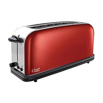 Toaster Russell Hobbs 1R 1000W Stainless Steel Red