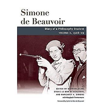 Dagboek van een student filosofie: Deel 2, 1928-29 (Beauvoir-serie)