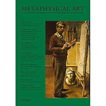 Metafysische kunst: De De Chirico Journals No.17/18 2018