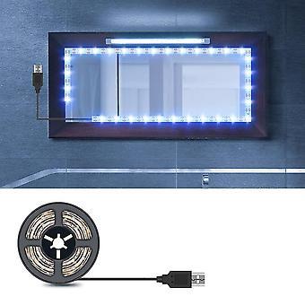 Make-up spiegel lichte string usb met 5v dressing tafellamp