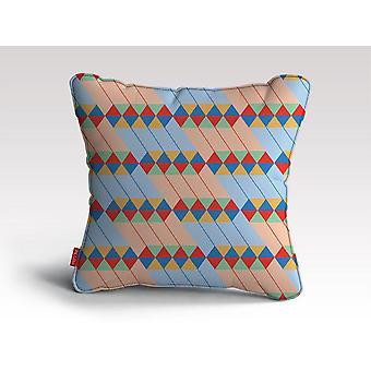 Padrão gráfico (2) almofada/travesseiro